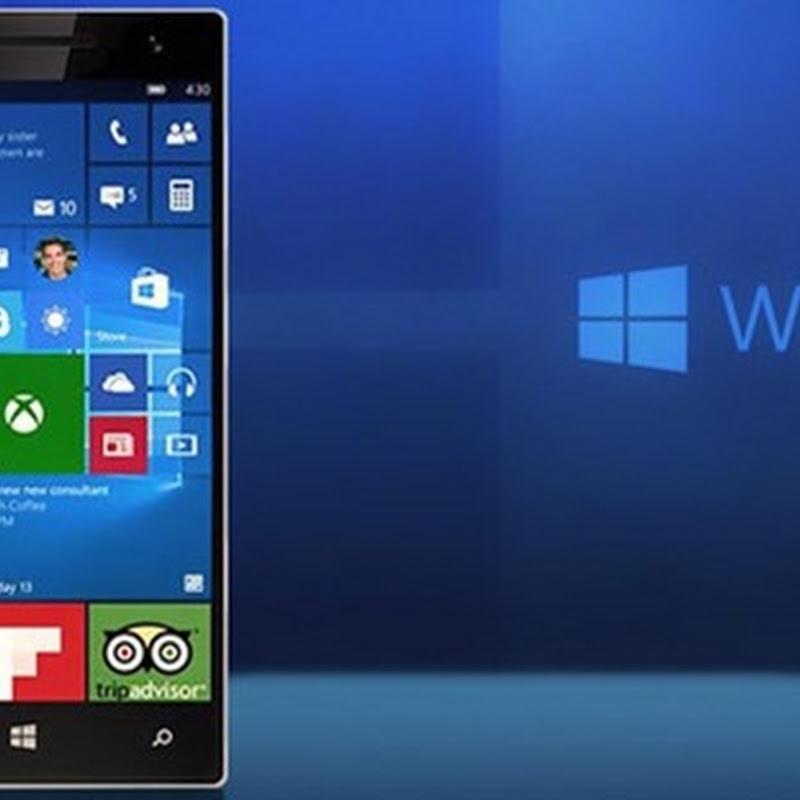 Windows 10 Mobile Help: Continuum for phones, FAQ.