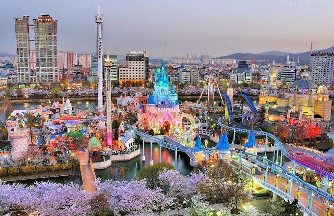 Lotte World Korea Selatan