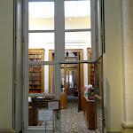 Assemblée nationale : bibliothèque, entrée