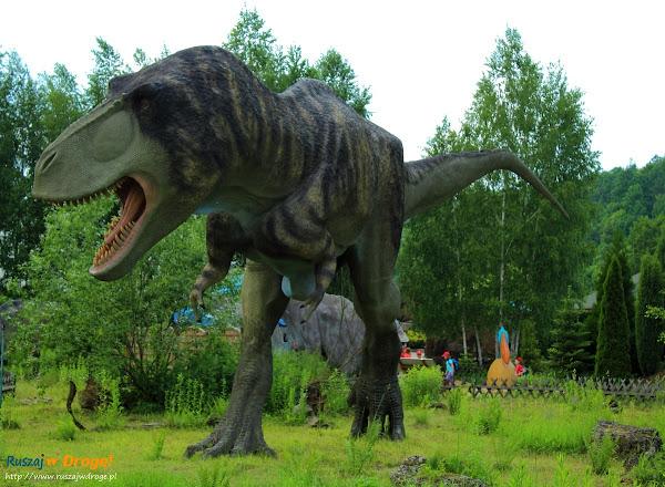 bałtów jura park  - dinozaury