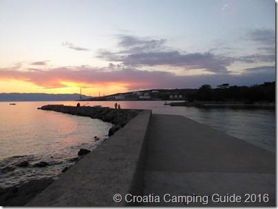 Croatia Camping Guide - Camping Ostro