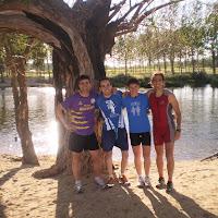 Triatlon por el Tormes 18-05-2012