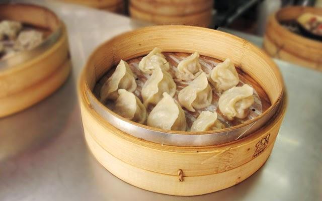 >蒸餃-南門蒸餃