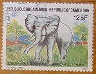 timbre Cameroun 002