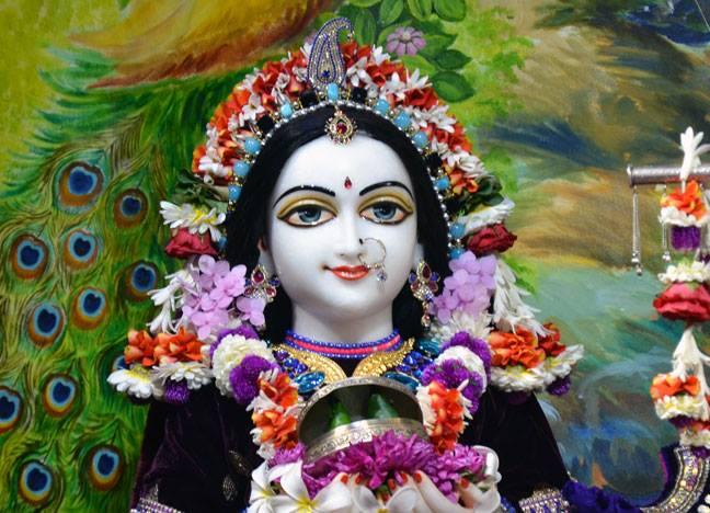 ISKCON Nashik Deity Darshan 20 Dec 2015 (5)