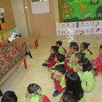 PUPPET SHOW- ZEBRA FOR NURSERY WITTY WORLD (23.11.2016)