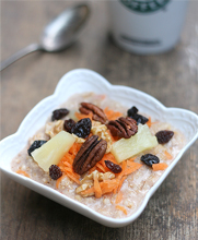 Thumbnail image for Carrot Cake Oatmeal
