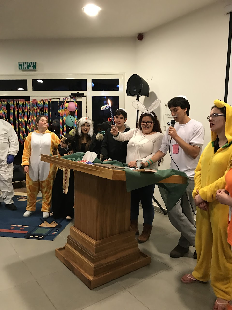 Purim at the Minyan 2017  - IMG_0133.JPG