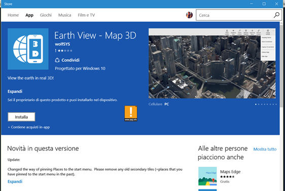 earth-view-map-3d