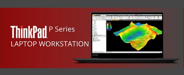Mengenal Laptop Workstation : ThinkPad P Series dengan  Nvidia Quadro