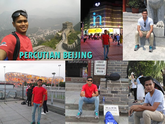 Percutian di Beijing, China–Part 2