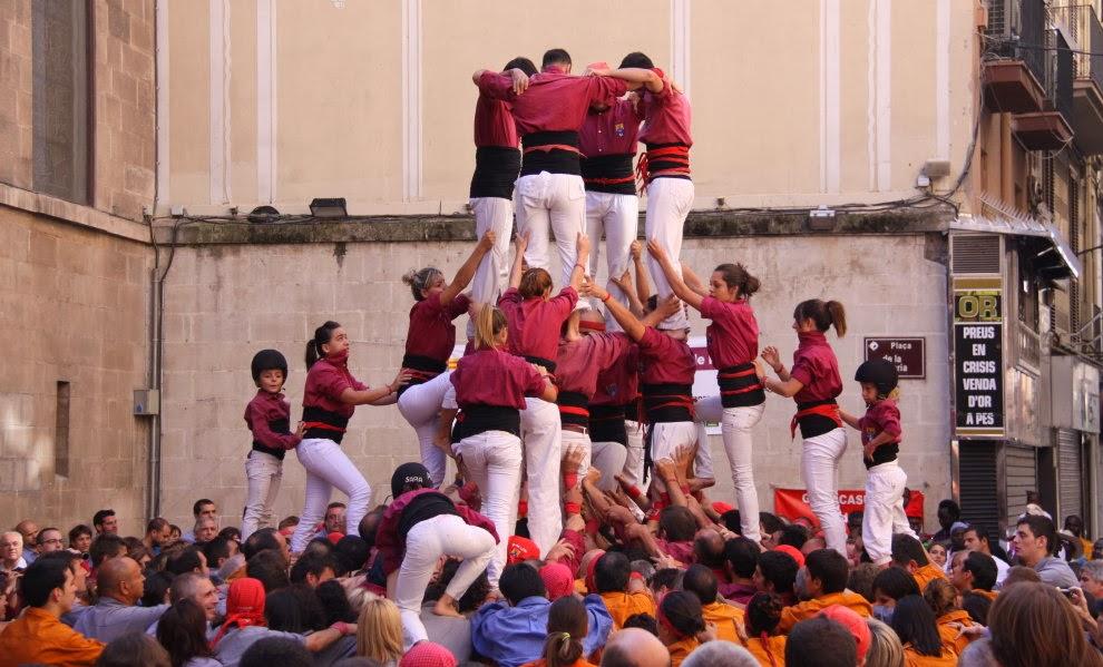 XII Trobada de Colles de lEix, Lleida 19-09-10 - 20100919_132_id4d8_CdL_Colles_Eix_Actuacio.jpg