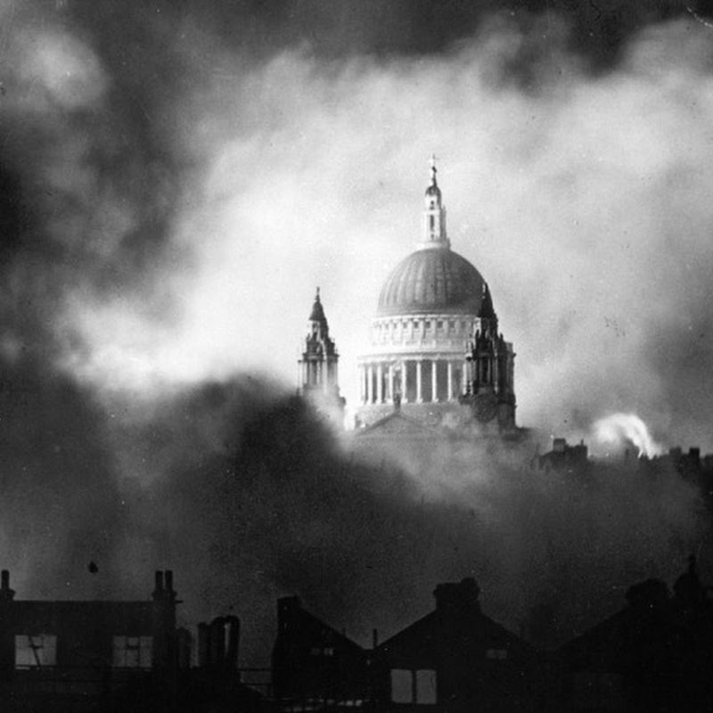 Batalha da Grã-Bretanha - A Inglaterra na mira de Hitler