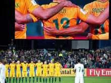 Saudi football team fail toobserve silence for London terror attack victims before Australia match