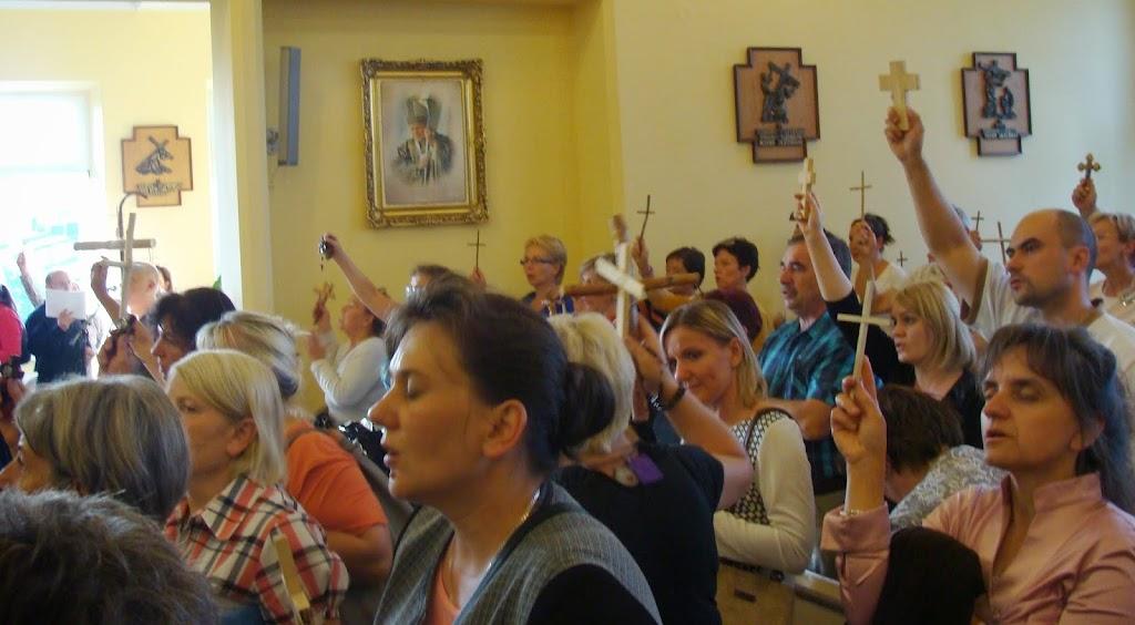 2014 Rekolekcje - Podwyższenie Krzyża Świętego w Częstochowie - DSC05853.JPG