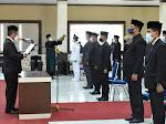 Pemko Payakumbuh Lantik 51 ASN, Armein Busra Promosi Jadi Sekdis Kominfo