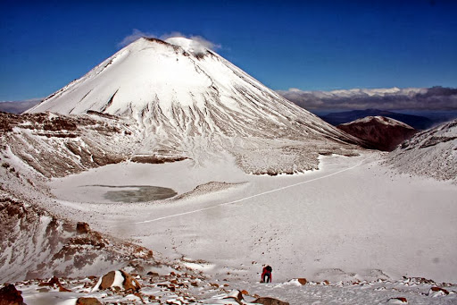 Tongariro Crossing (Mt. Doom!)