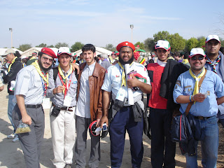 3rd Scouts Gathering Sharjah