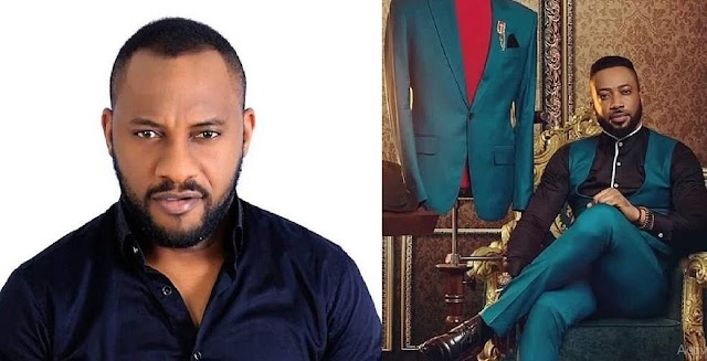 """""""You Remain One Of The Greatest Actors In Nollywood"""" – Yul Edochie Writes As He Celebrates Frederick Leonard"""
