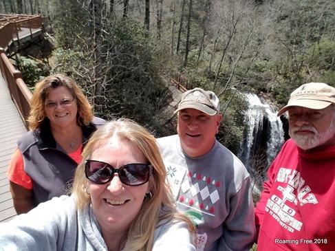 Selfie at Dry Falls