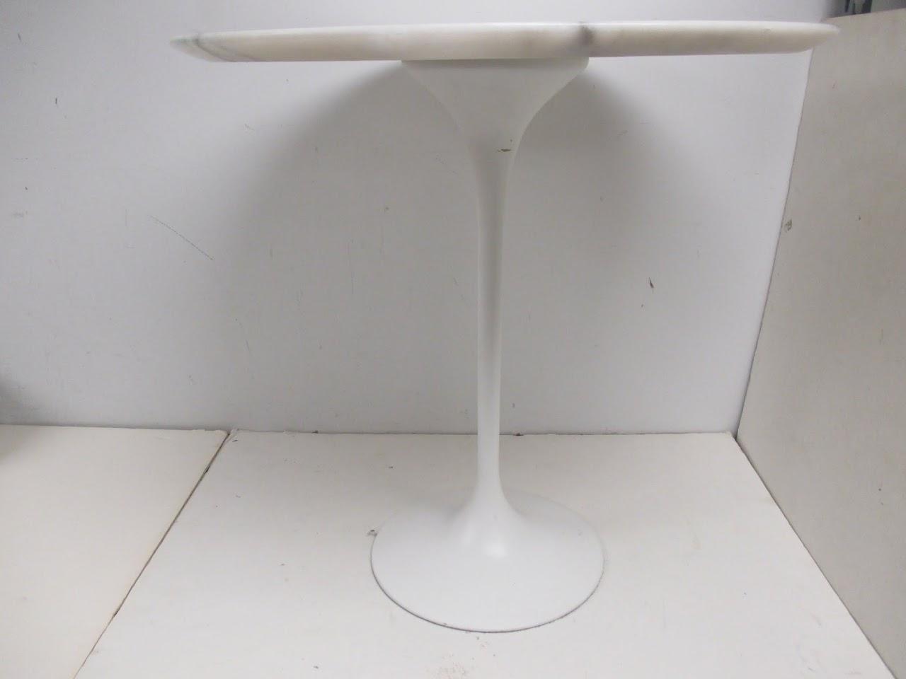 Mid-century Tulip-Style Table