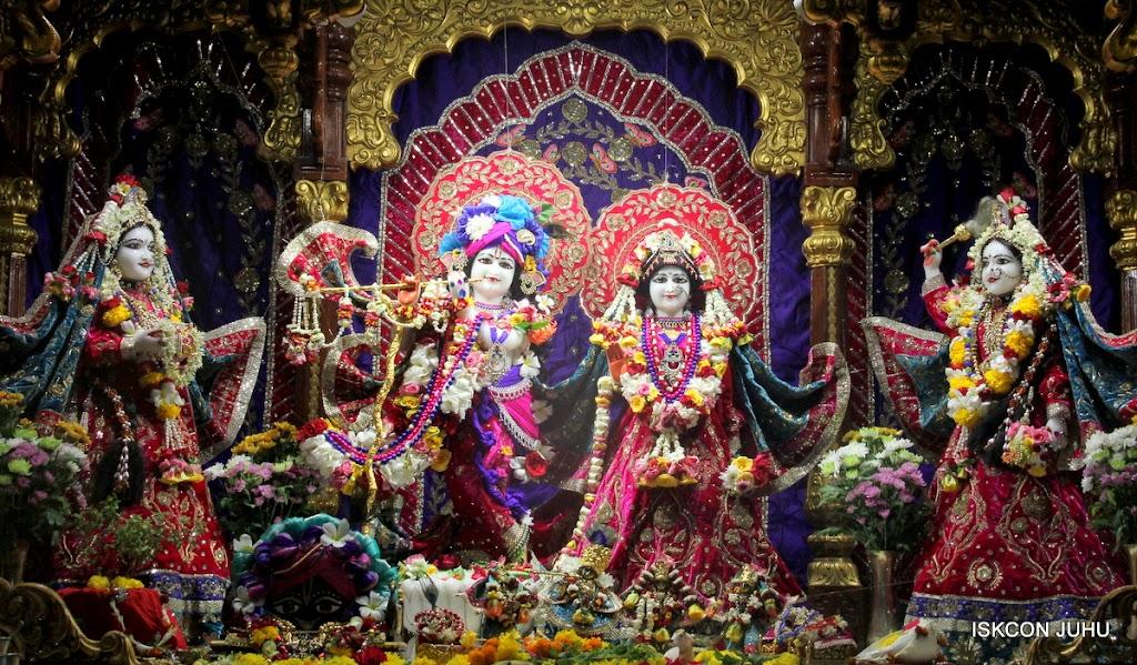 ISKCON Juhu Sringar Deity Darshan on 1st May 2016 (12)