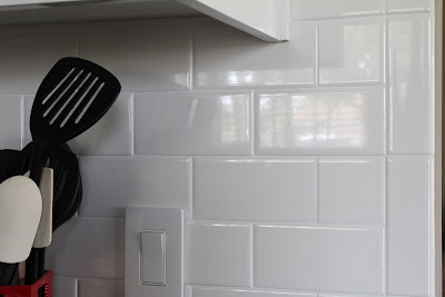 Subway Tile Install S