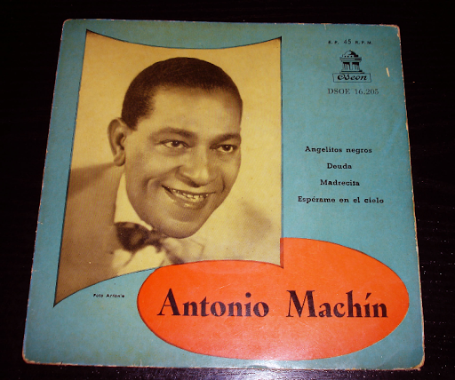 Antonio Machin..single año 1957