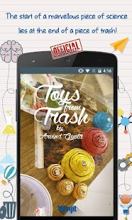 Toys from Trash - Arvind Gupta- screenshot thumbnail