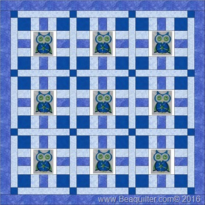 owl embroidery quilt3
