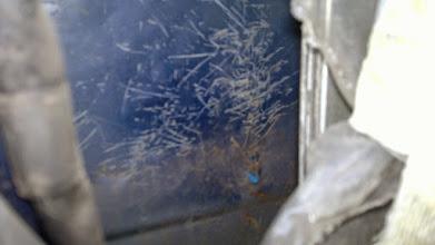 Photo: Drzwi - lewy tył od środka