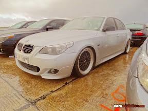 Lowered BMW 5 Series