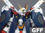 Crossbone Vanguard XM-X1 Crossbone Gundam X-1 Skull Heart