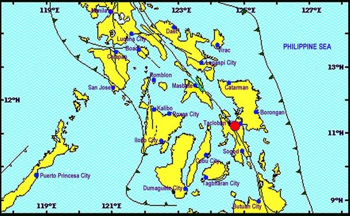 3.8-magnitude quake