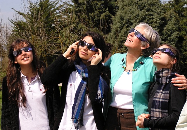 Ann Marie marvels at the solar eclipse in Istanbul with her International Baccalaureate Juniors. Ready to be an Expat? A life overseas is within your grasp.