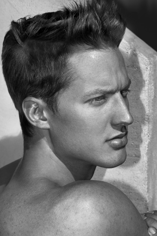 Cory Fritz @ Nous by Tony Duran, Summer 2011