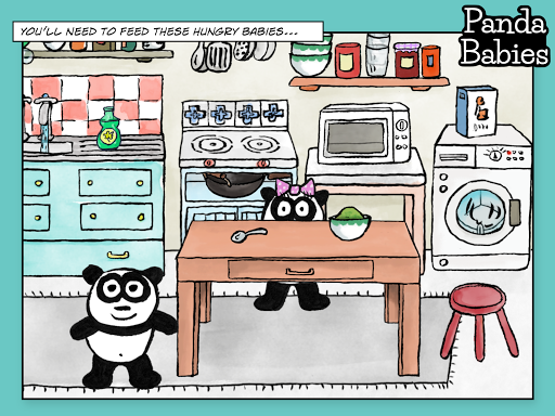 Panda Babies Playhome Lite 2.0.0 Screenshots 8