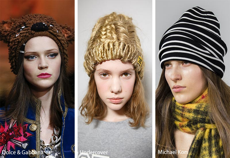 ff29e6361df New Fall  Winter 2018-2019 Hat Trends - fashionist now