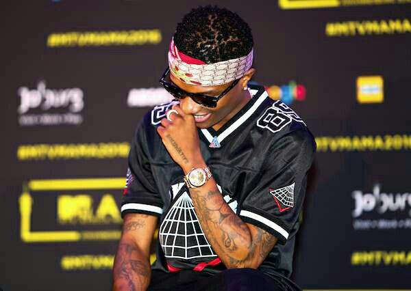 Wizkid Applauds Olamide Over His 'Lagos Na Wa' 7th Album Release
