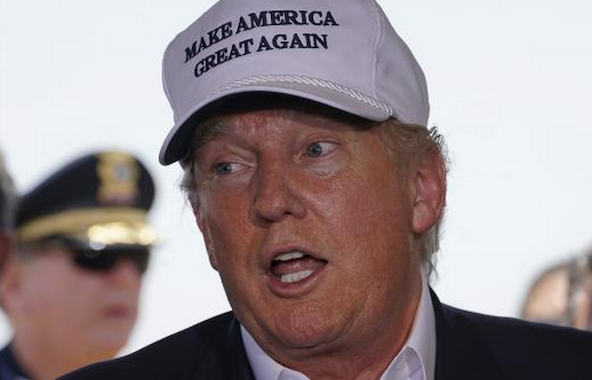 Mexican restaurant accused of discriminating against Trump supporter