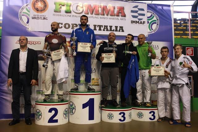 Risultati 3 Coppa Italia di BJJ/Grappling GI - 8 Novembre 2015 11