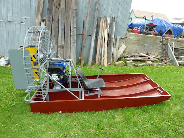 Pics Photos - Mini Airboat Hulls