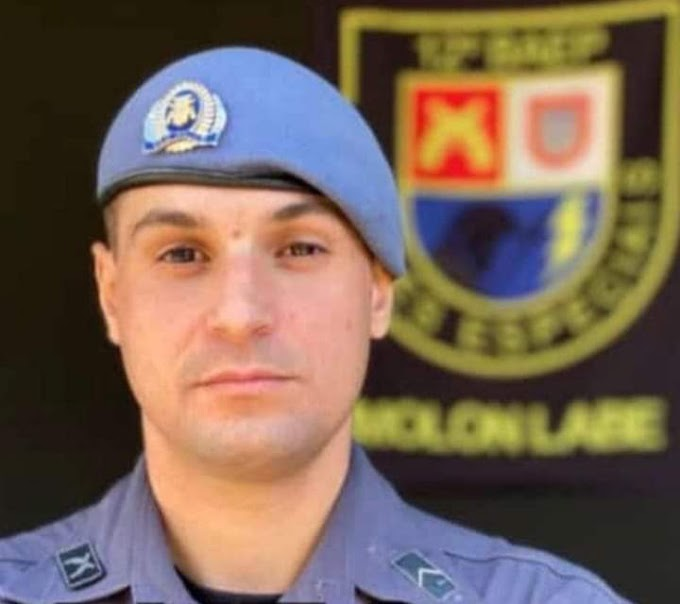 Morre soldado do Baep que estava em viatura que capotou na Marechal Rondon