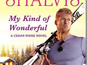 Review: My Kind of Wonderful (Cedar Ridge #2) by Jill Shalvis
