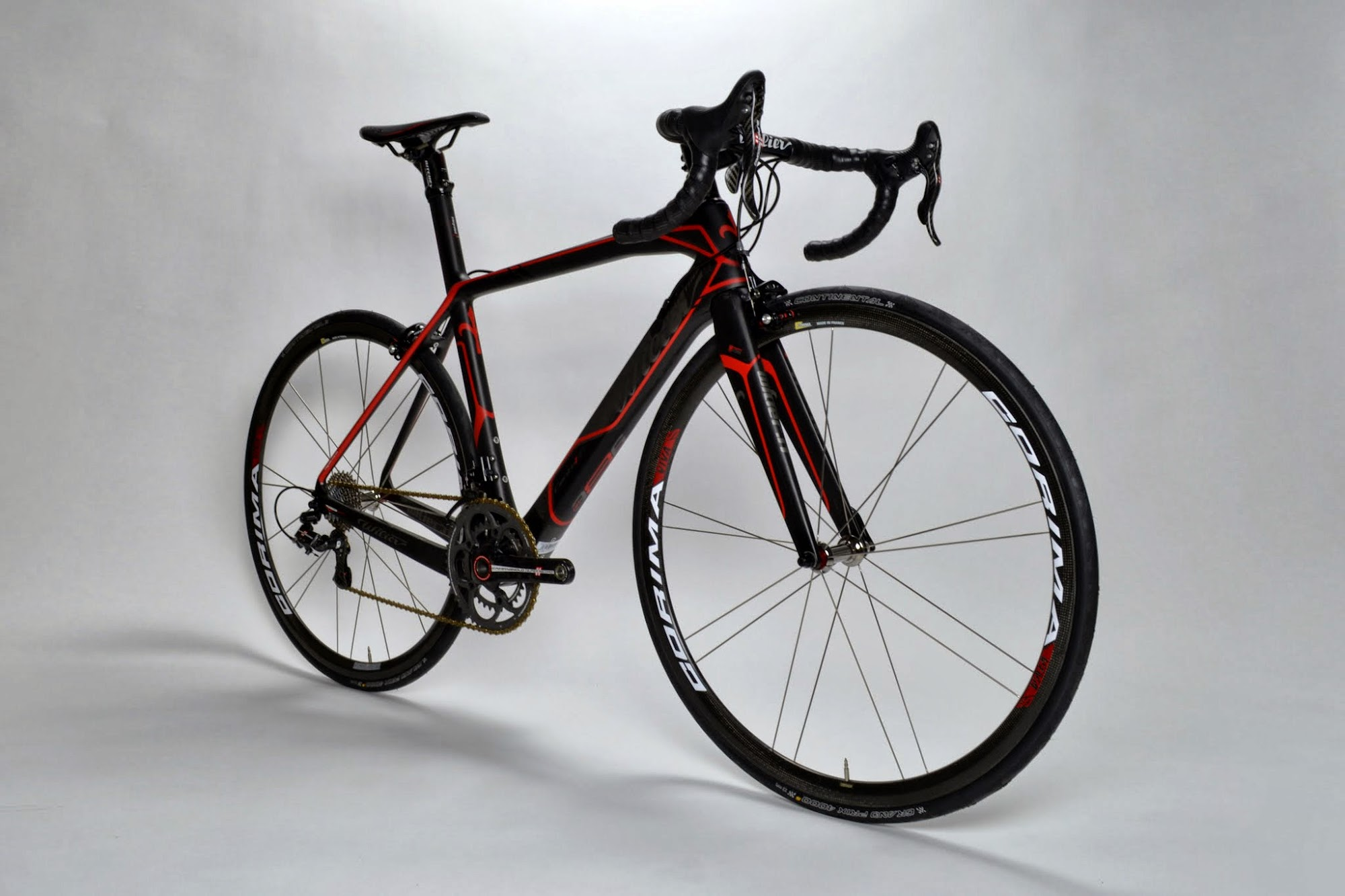 www.twohubs.com: Wilier Triestina Cento1 SR Campagnolo Super Record Complete Bike at twohubs.com