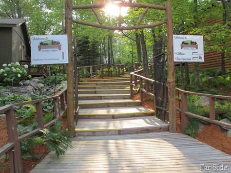 Stairway to Lush Lolas