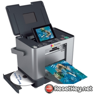 Reset Epson PM290 printer Waste Ink Pads Counter