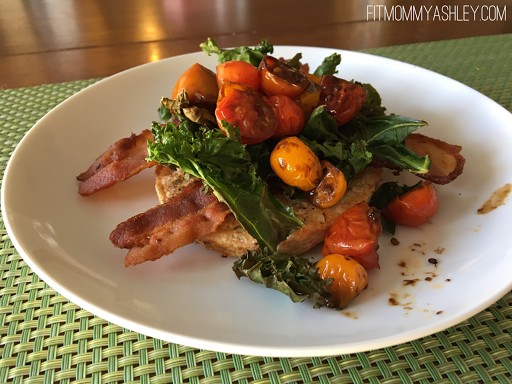 blt, Whole 30, bacon, approved, compliant, dinner, easy, paleo, healthy, fit, Ashley Roberts, St. Louis, Beachbody coach