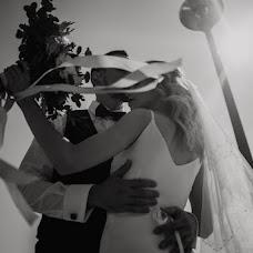 Wedding photographer Polina Rumyanceva (polinahecate2805). Photo of 24.09.2018