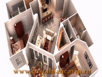 дизайн интерьера, CostablancaVIP, недвижимость в Испании